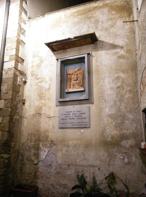 証人アノマリー・フィレンツェのクラスター2デッドドロップ