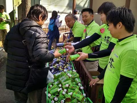 証人アノマリー京都と緑茶