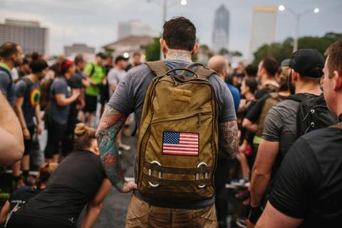 GORUCK x INGRESS