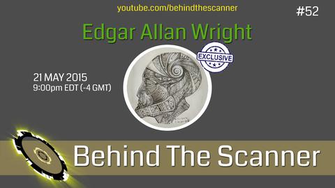 ビハインド・スキャナー:エドガーの出演決定