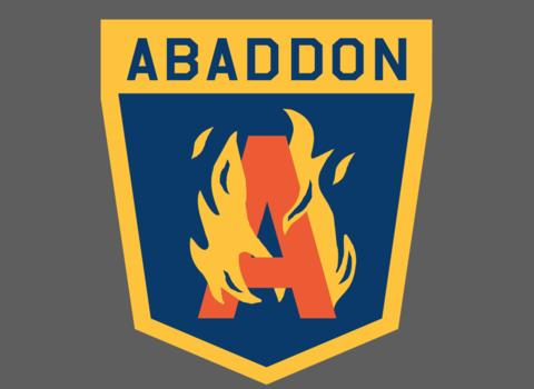 アバドンのロゴ