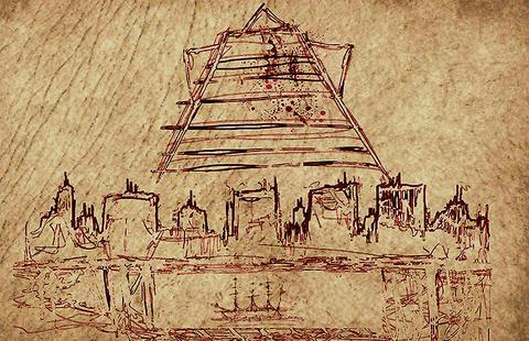ニアンティックの墓所とピラミッドの謎