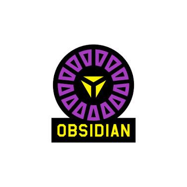 オブシディアン・アノマリーのロゴ