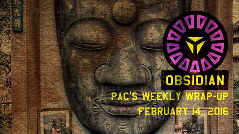 週間総括:2016年02月14日