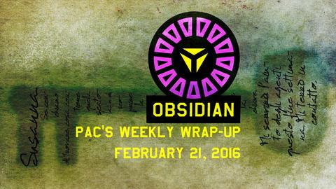 週間総括:2016年02月21日