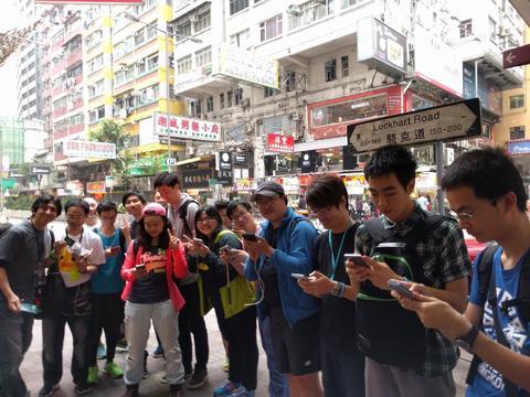 オブシディアン香港の15時40分戦績状況