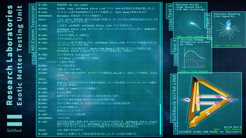 司少佐の発表:ソフトバンク