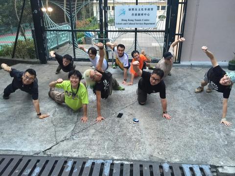 ステルス・オプス香港 最終戦績 E4 対 R0