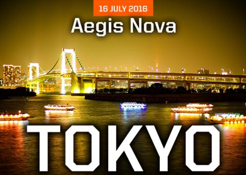イージス・ノヴァ東京の開催決定
