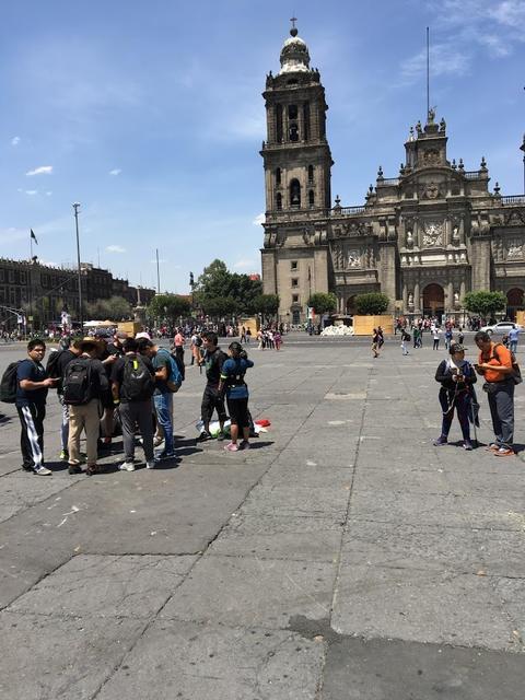 アーバン・オプス・メキシコシティ E2 対 R0