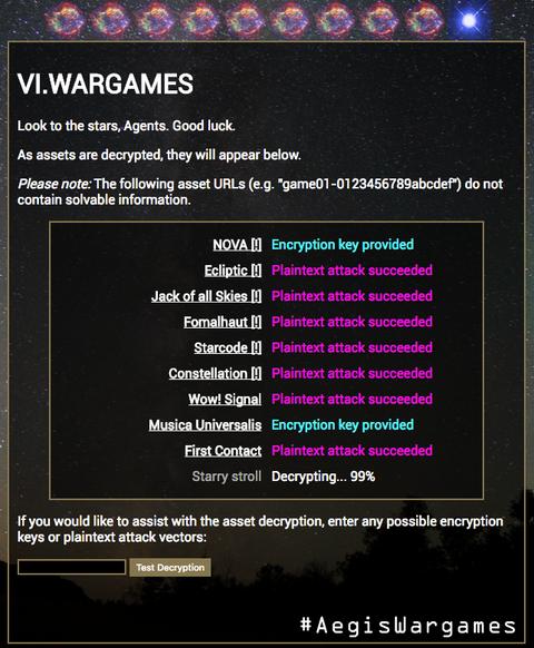 イージス・ウォーゲームⅡ:スタート・ユア・エンジン