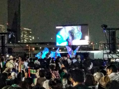 イージス・ノヴァ東京:アフターパーティの様子