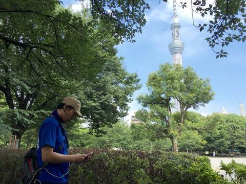 イージス・ノヴァ東京:第1測定時間(SHA256)