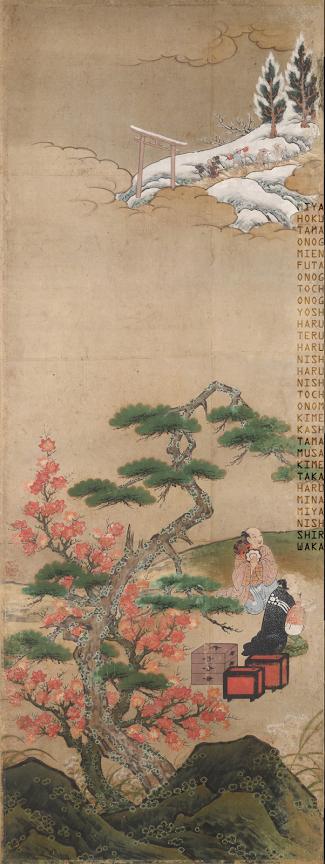 日本画(その1)