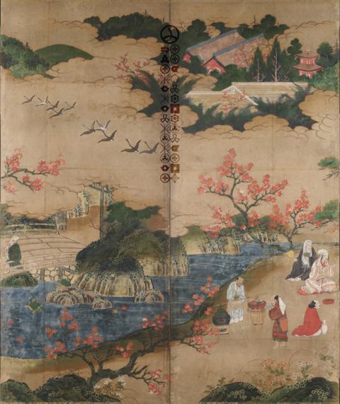 日本画(その4~5)