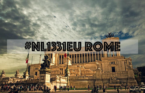 NL-1331E:ローマ参加登録案内