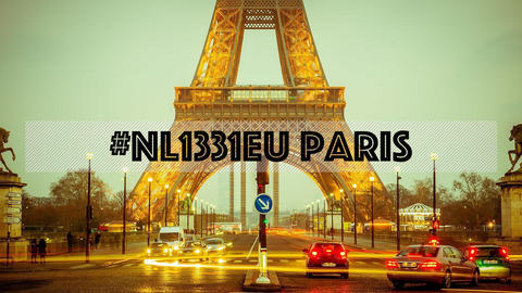 NL-1331E:パリ参加登録案内