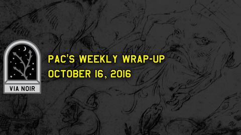 週間総括:2016年10月16日