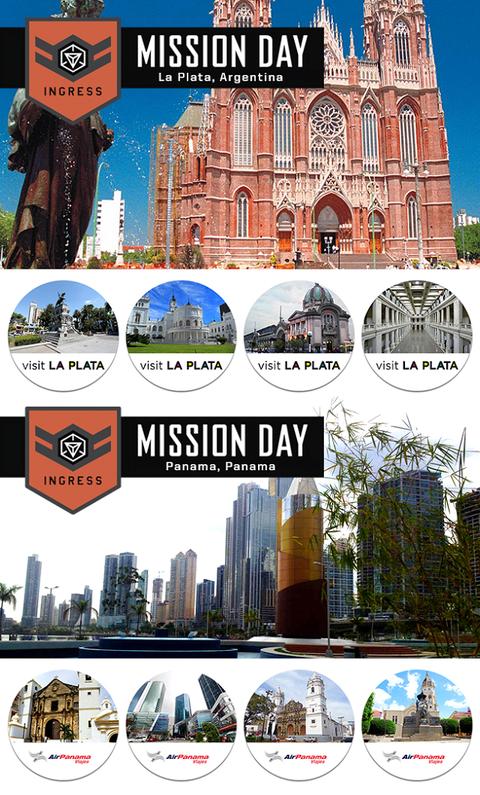 ラテンアメリカのミッションデイ開催告知