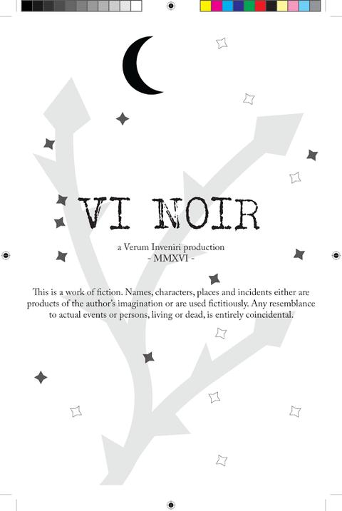 VINOIR:ヴェルム・インヴェニリ・プロダクション