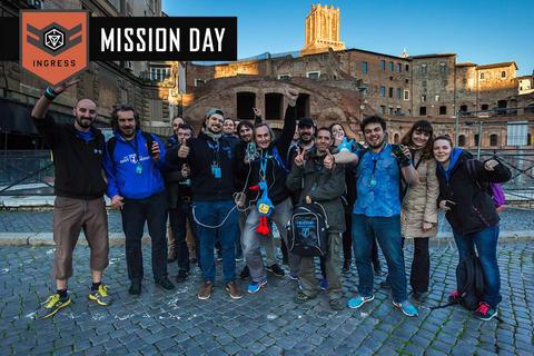ミッションデイ:来年の開催告知