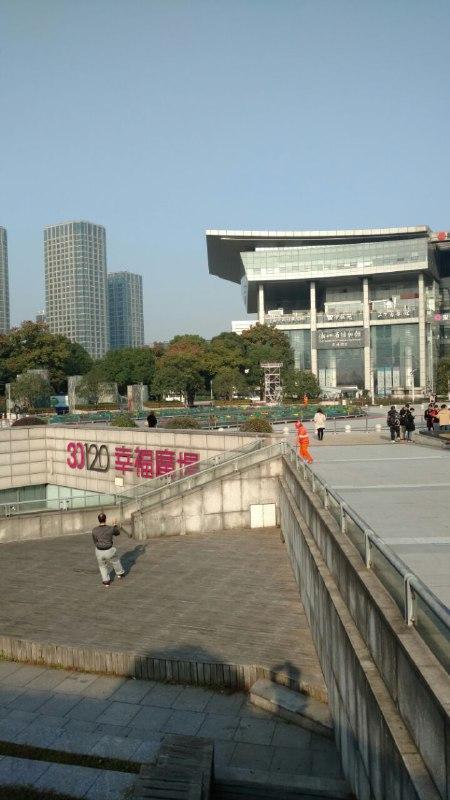 ミッションデイ杭州:集合写真場所