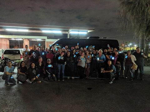 NL1331:サンアントニオ集合写真