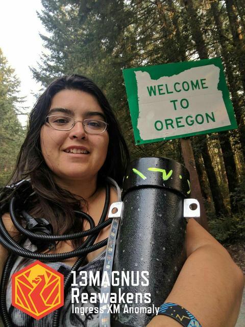 テクトゥルフ・デバイスがオレゴン州へ