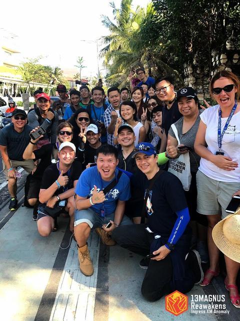 サーティンマグナス・リアウェイクン:アジア圏第3フェイズの開始