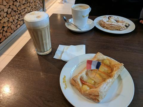 NL1331:フランクフルトの朝食