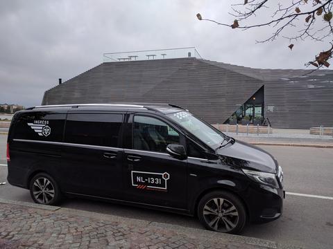 NL1331ヨーロッパ・リアウェイクン・ヘルシンキの様子