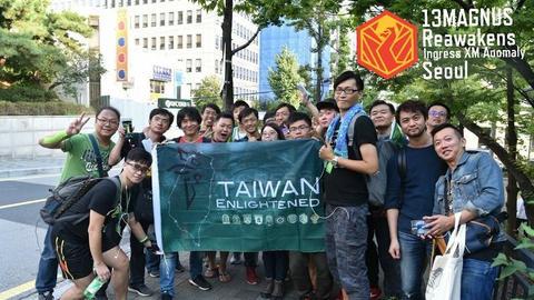 サーティンマグナス・リアウェイクン・ソウルの様子:エンライテンド台湾