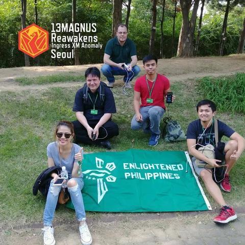 サーティンマグナス・リアウェイクン・ソウルの様子:エンライテンド・フィリピン