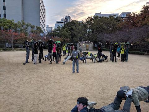 ステルスオプス大阪:第3競技にレジスタンスが勝利