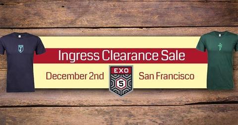 エクソファイブ・サンフランシスコ:ヴィンテージアイテム販売