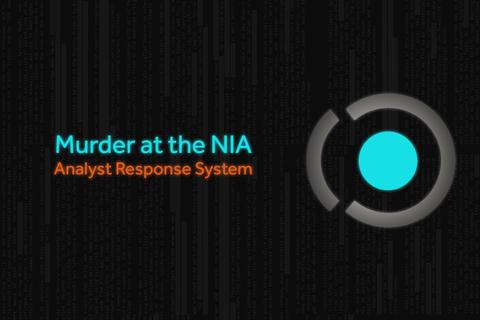 国家情報局殺人事件:アナリスト・レスポンス・ポータル