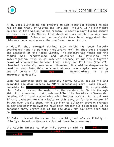 黒塗りされた報告書(6)