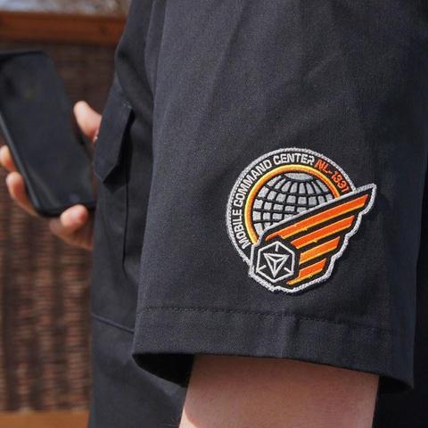 モバイルコマンドセンターワークシャツ販売開始