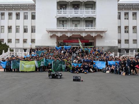 ミッションデイ台北:集合写真