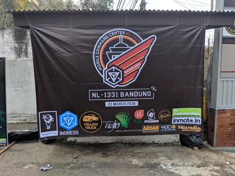 NL1331アジア大洋州ツアー:バンドン(1)