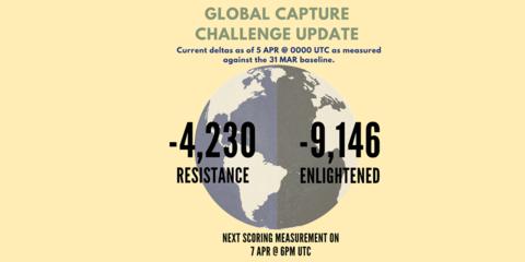 ダークエックスエムの脅威と対処法:最終日グローバル戦中間報告