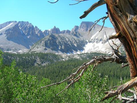 ナイアンティック・アドベンチャー:グレートベースン国立公園