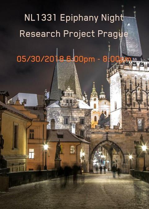 NL1331欧州ツアー:プラハの開催