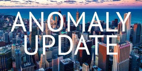 シカゴ・アノマリー:日程変更