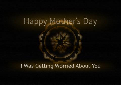 母の日:エイダの言葉