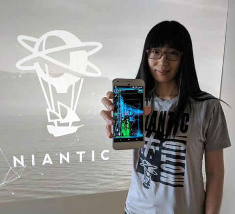 ナイアンティクス・チャレンジ:ユアン