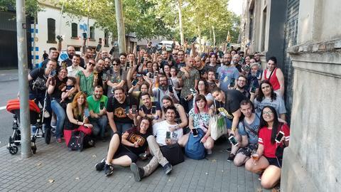 NL1331欧州ツアー:バルセロナ
