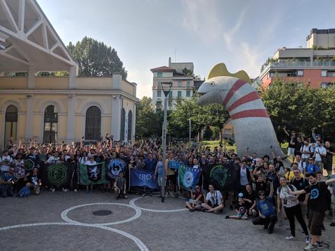 NL1331欧州ツアー:ミラノ(2)