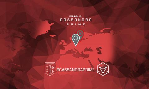 カサンドラプライム:欧州中東アフリカ地域開幕