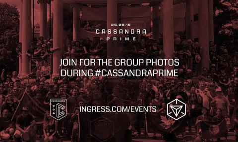 カサンドラプライム:集合写真撮影時間